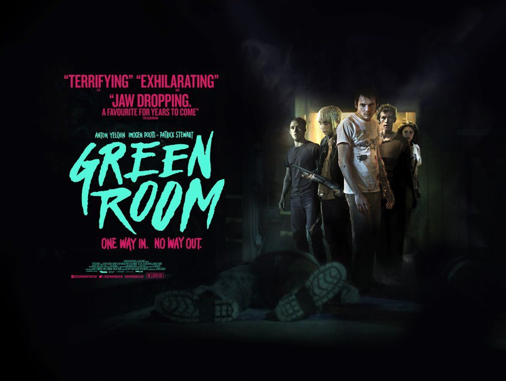 green room film review