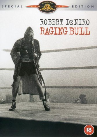 'Raging Bull' DVD