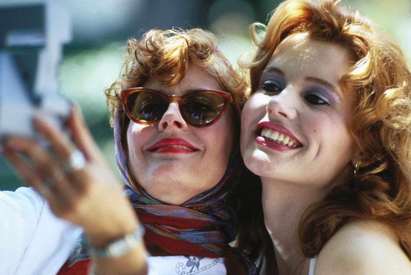 geena davis thelma and louise